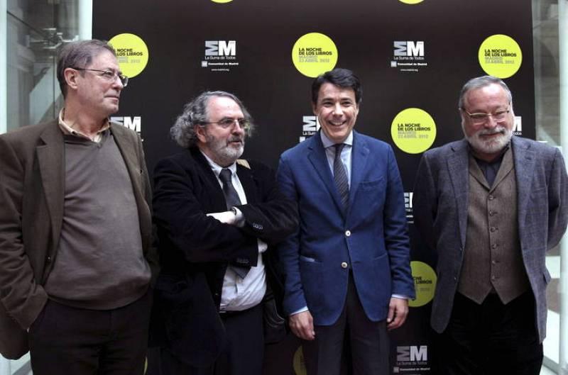 MADRID CELEBRA LA NOCHE DE LOS LIBROS
