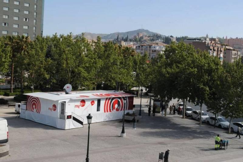 La exposición 'RNE contigo' llega a Granada
