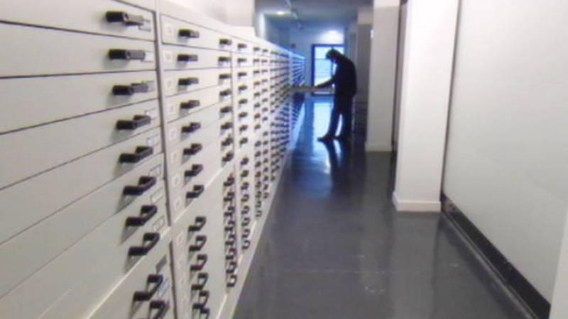 El archivo de la Fundación Benedictinos de Lazkao, una de las mejores fuentes para estudiar la historia de ETA