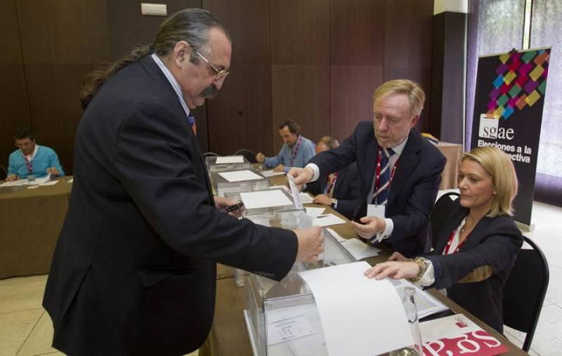 LA VOTACIÓN EN ANDALUCÍA PARA LA SGAE SE DESARROLLA CON BUENA PARTICIPACIÓN