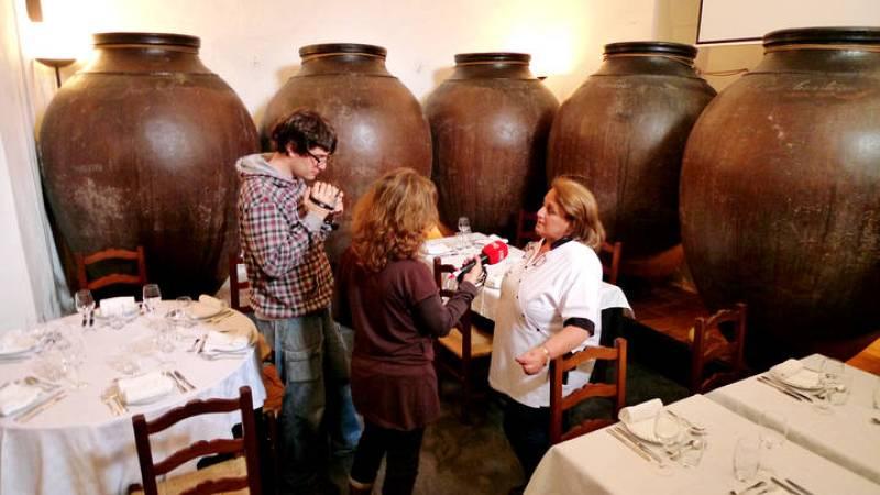 La cocinera del restaurante O Aqueduto de Évora nos revela algunas de sus recetas