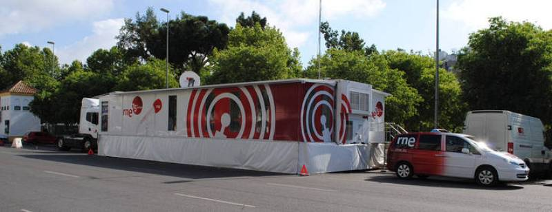 La exposición del 75º aniversario de RNE, en Córdoba