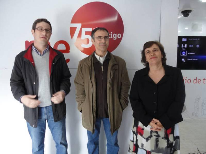 La exposición  'RNE, contigo' a su paso por Jaén