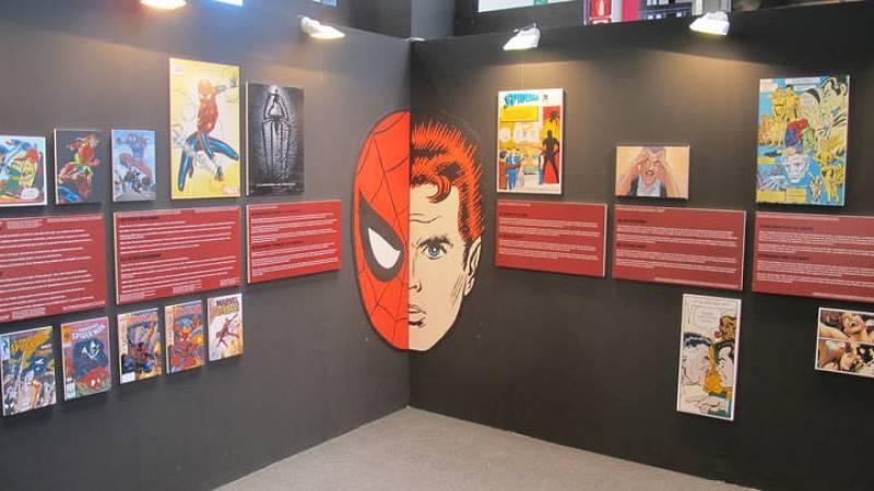 Exposición por el 50 aniversario de 'Spiderman'