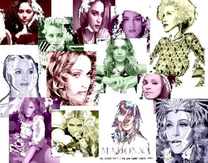 MDNA 2012 COLLAGE