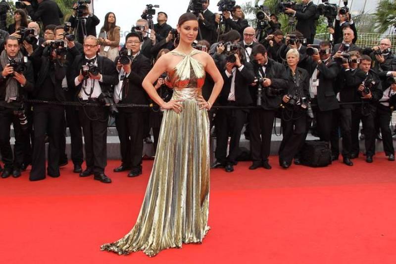 Berenice Marlohe en Cannes