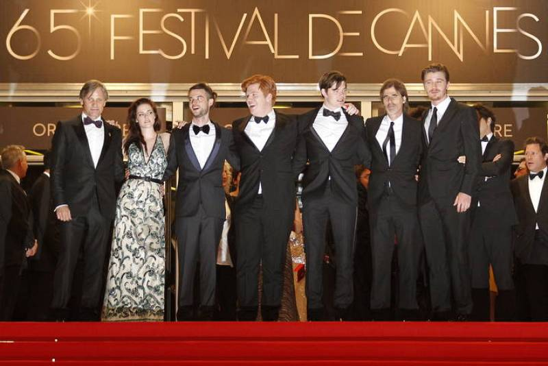 "65 FESTIVAL DE CINE DE CANNES - ESTRENO ""ON THE ROAD"""