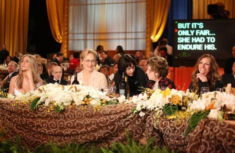 El American Film Institute ha concedido a la actriz Shirley MacLaine el premio honorífico a toda una carrera, uno de los galardones más prestigiosos de Hollywood que la actriz recibió en una gala celebrada anoche en Los Ángeles