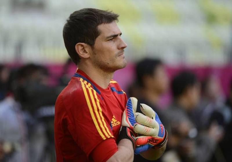 Eurocopa 2012 - Iker Casillas