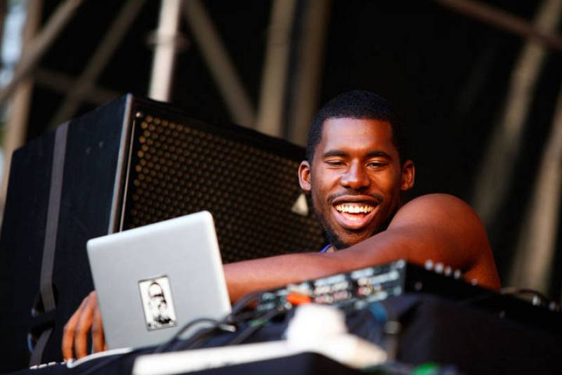 Flying Lotus en Sónar