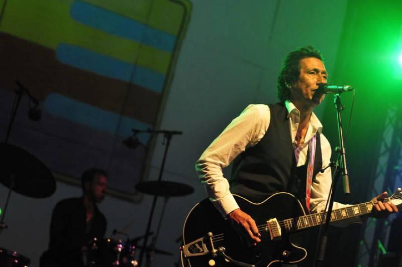 Día de la Música - Alejandro Escovedo