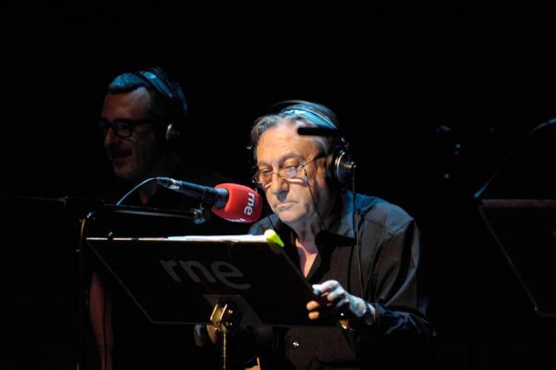 Luis Varela da vida al protagonista, Horacio Dos en la última Ficción Sonora de RNE