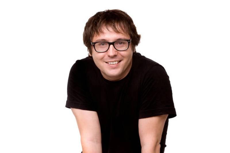 Sergio Martín, director y presentador de 'ConSentidos'.