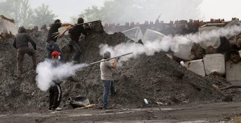 Huelga indefinida minería