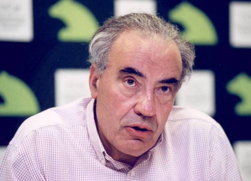 Muere Gregorio Peces-Barba, uno de los padres de la Constitución