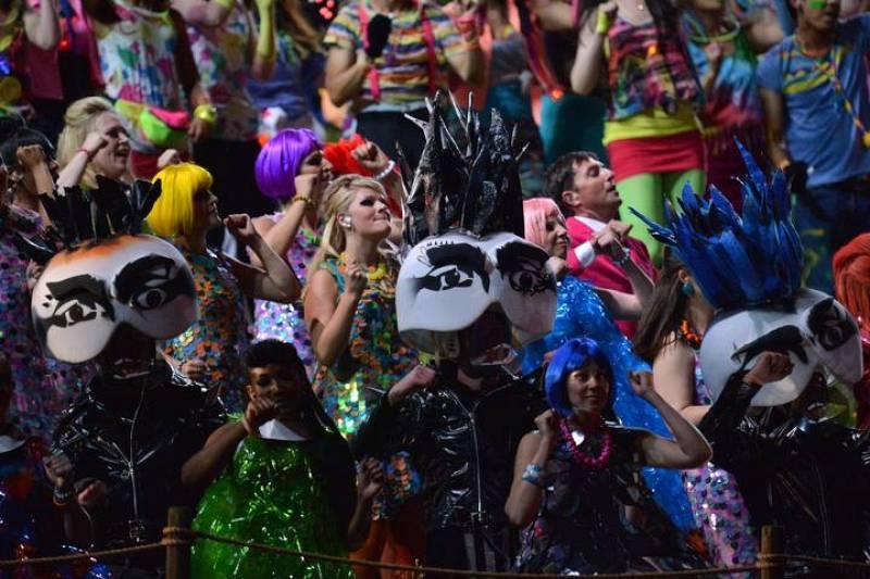 Juegos olympics 2012 inauguracion online dating 10