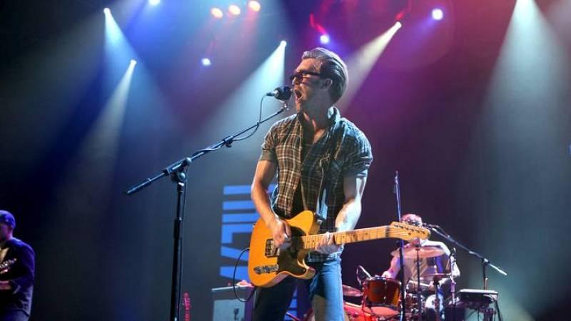 The Milk en el iTunes Festival 2012