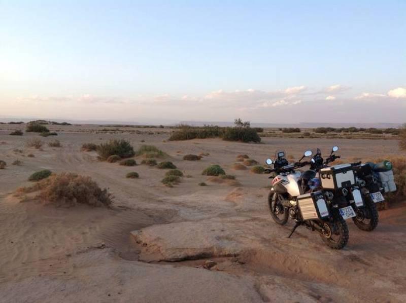 Dakar 2014 muestra tu esp ritu aventurero iv 23 - Jose antonio gavira ...
