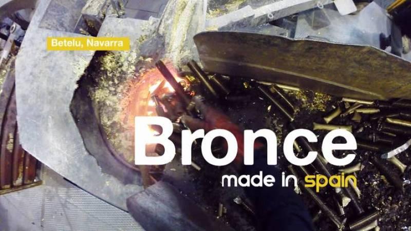 C mo se fabrica el bronce 1 for Como se fabrica el marmol