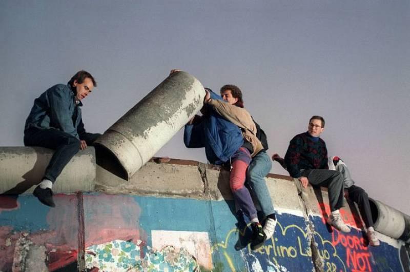 Niños, mujeres y hombres intentaron cruzar el muro en busca de mejores oportunidades en la próspera Alemania Occidental.