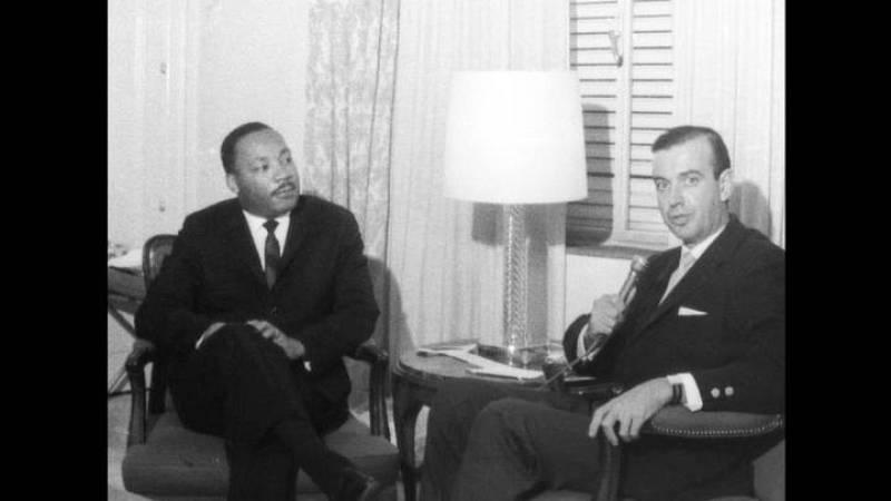 Fernando Gayo entrevista a Martin Luther King en 1964