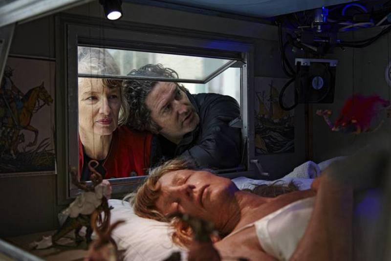 """Janet Cardiff y George Bures Miller en """"El hacedor de marionetas"""""""