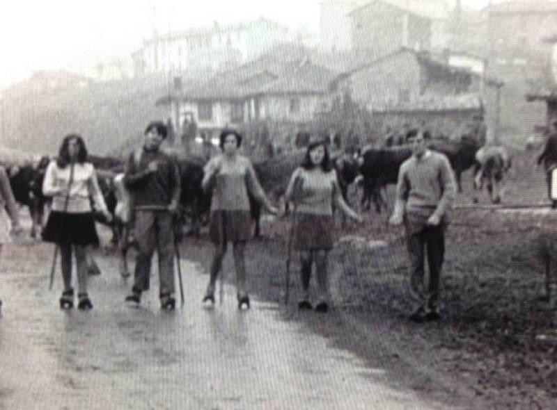Del programa 'Campo pop', de 1968