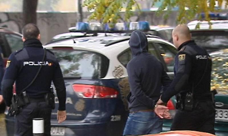 Uno de los detenidos en la reyerta en Madrid Río