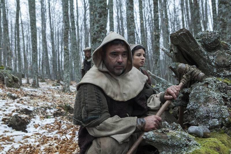 Los castellanos que vieron llegar  a Carlos V confundieron su comitiva con un ataque de El Turco