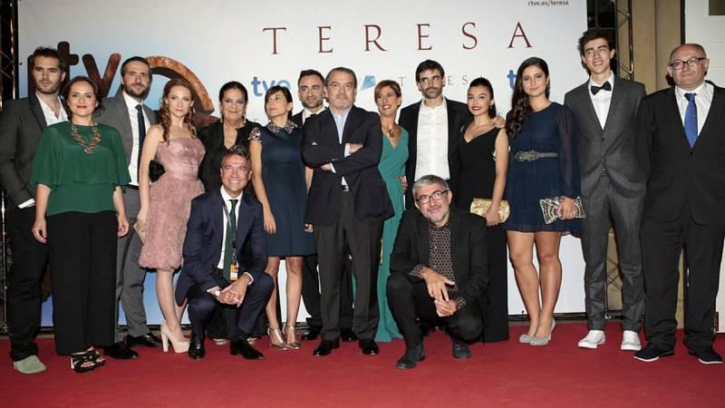 Presentación de 'Teresa' en San Sebastián