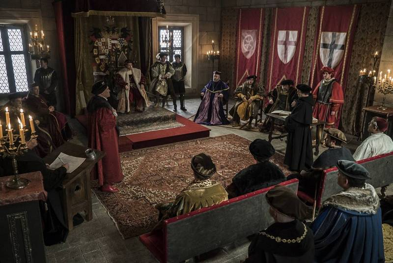 Carlos da un ultimatum a Lutero en la Asamblea del Imperio