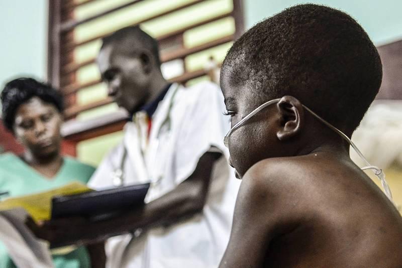 MSF presta atención sanitaria en Berberati