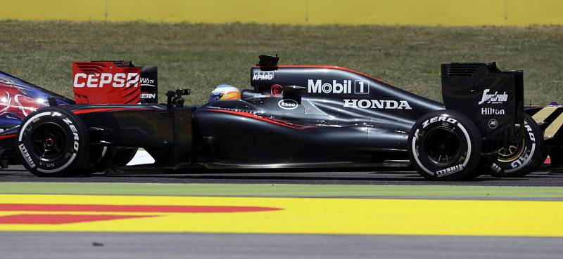 El piloto español ha sufrido mucho con la poca fiabilidad del McLaren.