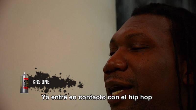 KRS One: una leyenda del hip - hop mundial