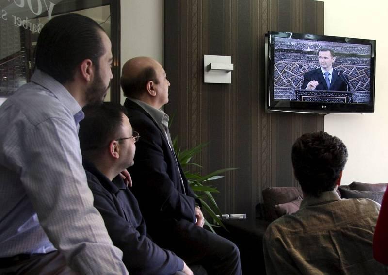 Cinco años de guerra en Siria