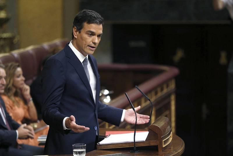 SEGUNDA SESIÓN DEBATE DE INVESTIDURA