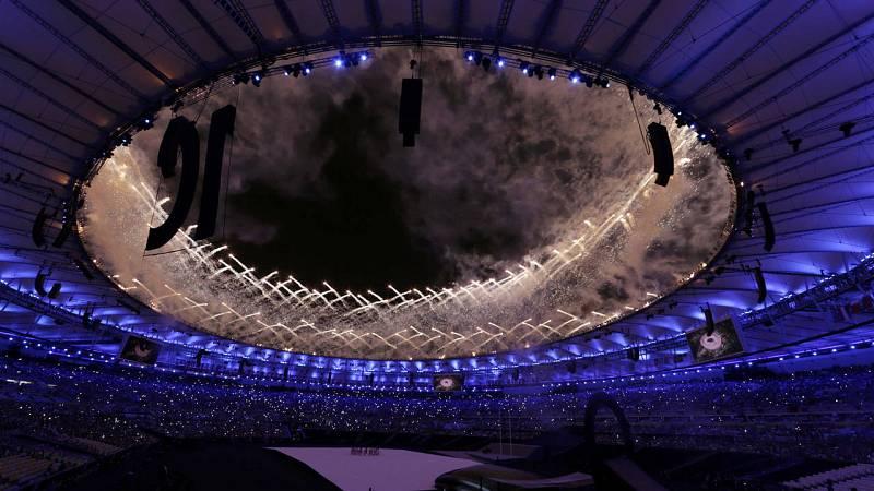 Maracaná sorprende al mundo en la Inauguración de los Juegos Paralímpicos