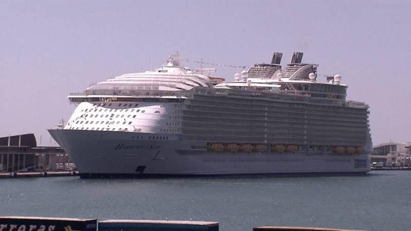 Para propulsar los cruceros se utiliza el fuel oil pesado más cotaminante