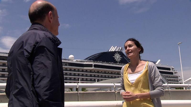 Los ecologistas piden reducir los cruceros y exigirles el uso de combustibles no contaminantes