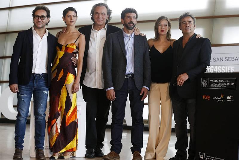 64 edición del Festival Internacional de Cine de San Sebastián