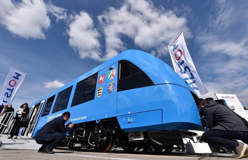 Novedades del ferrocarril en la feria InnoTrans de Berlín