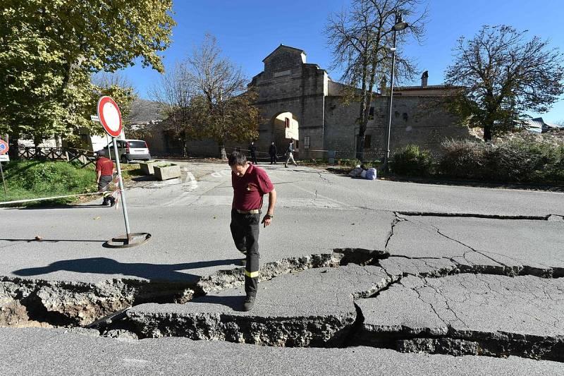 Un nuevo terremoto sacude Italia