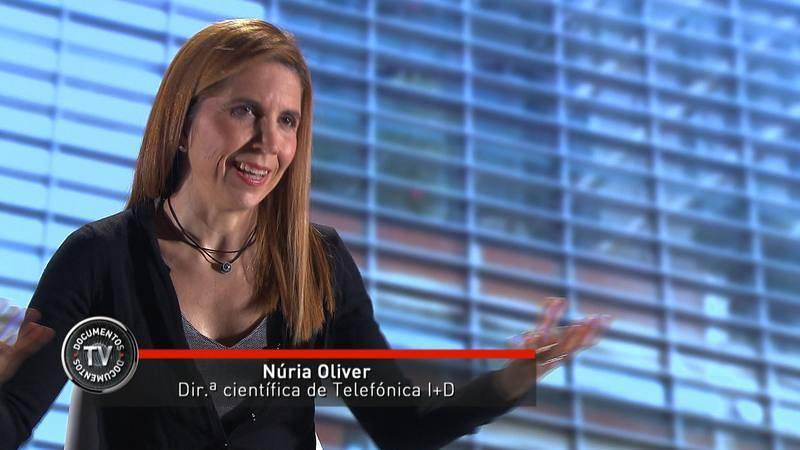 Núria Oliver, directora científica de Telefónica I+D