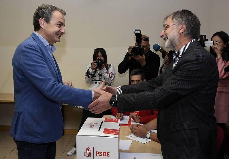 Elecciones primarias del PSOE