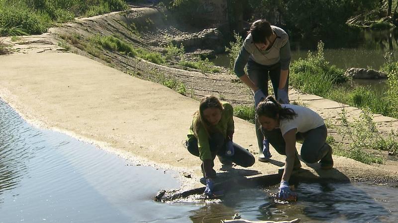 El Instituto de Investigación del Agua de Cataluña estudia la carga de bacterias resistentes en ríos