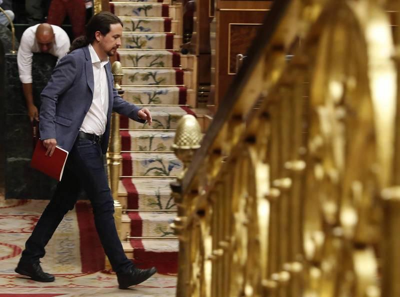 Iglesias ha defendido su posición como candidato alternativo a la Presidencia