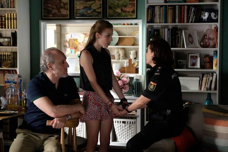 La familia Torres-Miralles, más unida que nunca