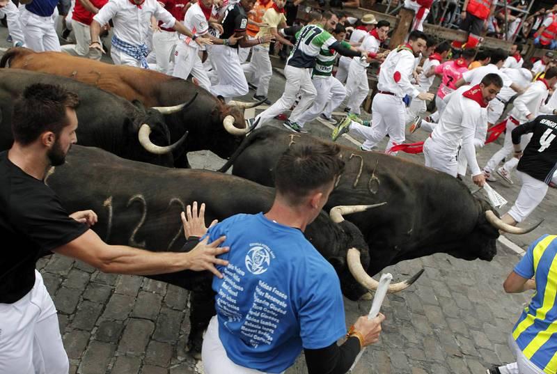 Los toros de Núñez del Cuvillo llegan al tramo de Telefónica