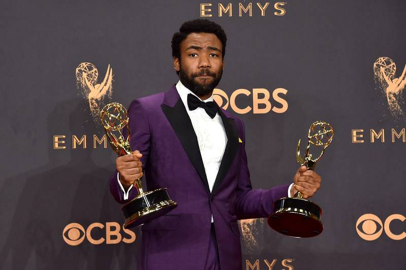Donald Glover, doble galardonado