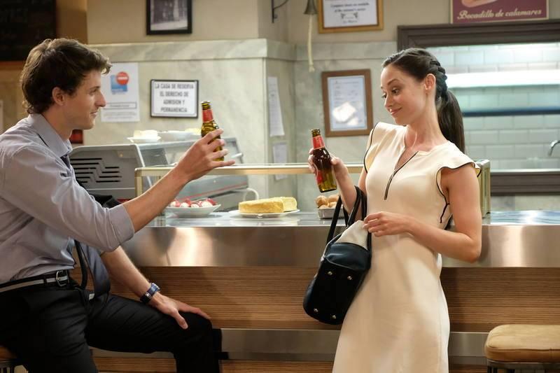 ¿Qué pasará entre Elena y Sergio?